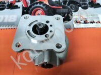 Новый гидравлический масленный насос на японский трактор The new hydraulic oil pump Kubota from Kotamoto
