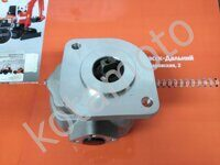 Новый гидравлический масленный насос Kubota 38180-7610-0 The new hydraulic oil pump Kubota L1-18 from Kotamoto
